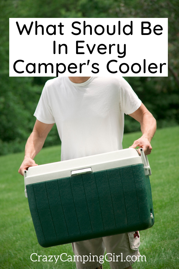 What Should Be In Every Camping Cooler: A Comprehensive List