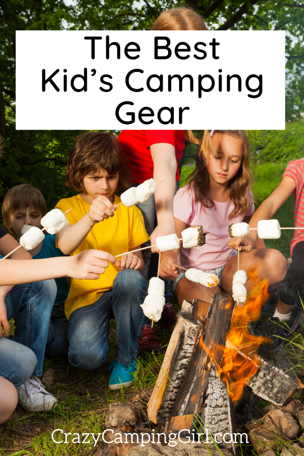 The Best Kid's Camping Gear