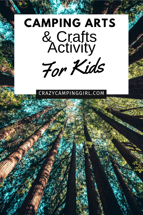 and Crafts Projects Activity For Kids