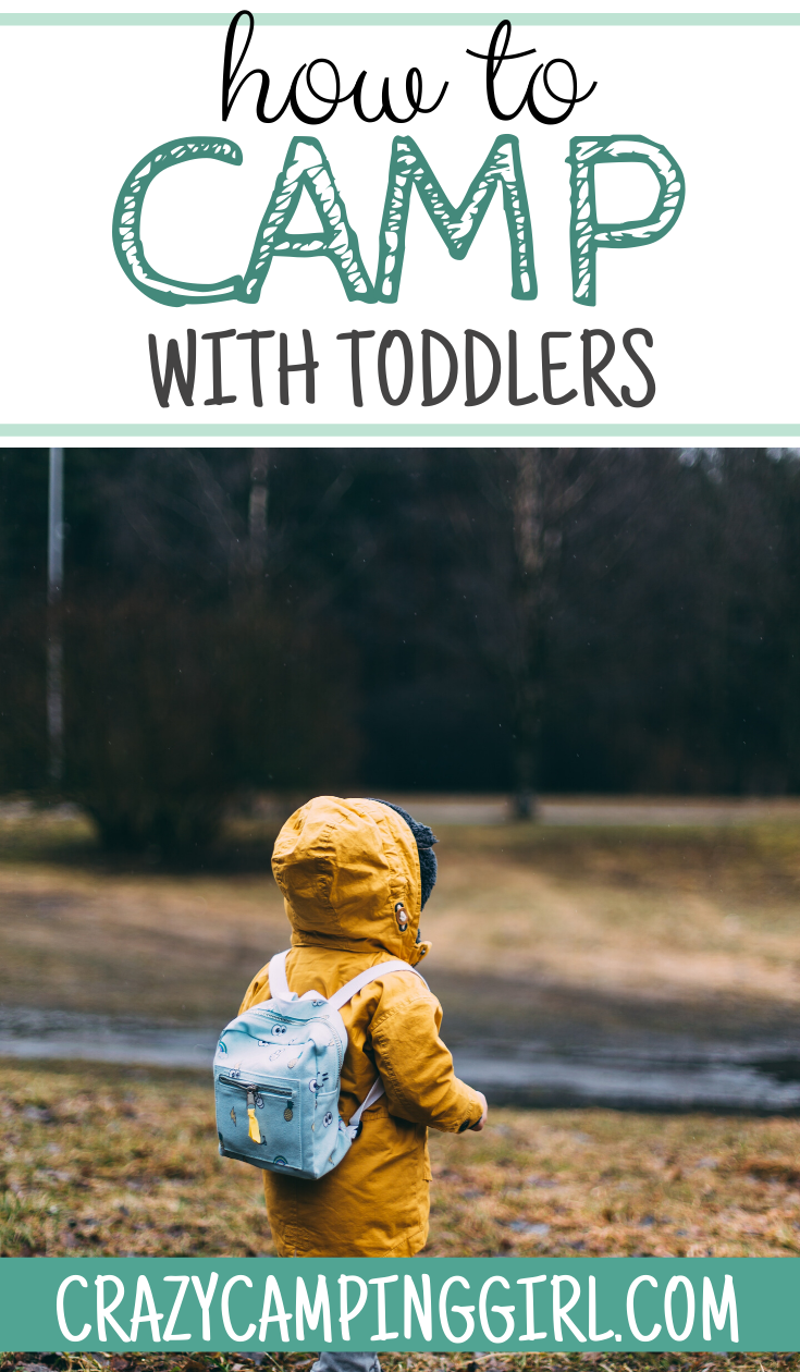 11 Tips for Camping with Toddlers