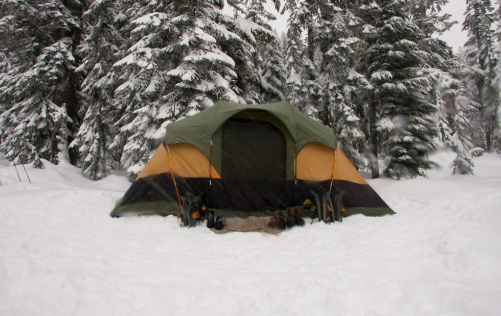 tents for cold weather camping