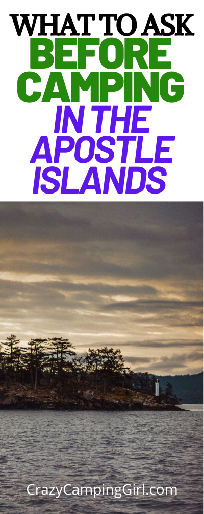 Apostle Islands Camping: What you need to know