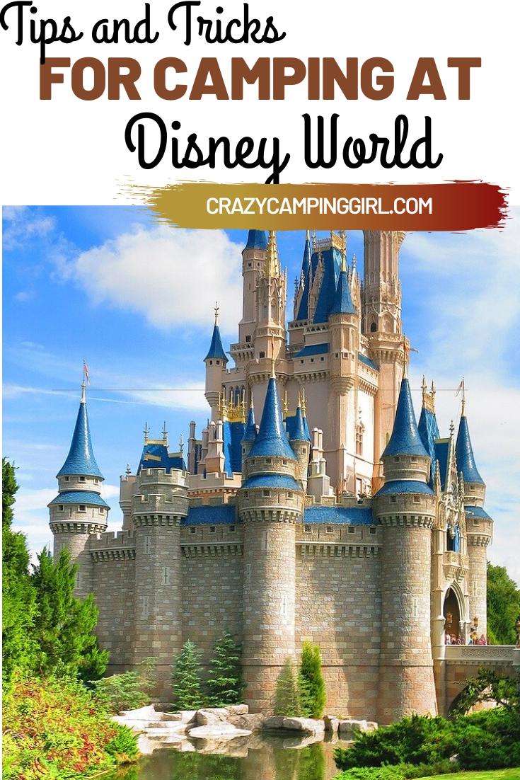 Camping At Disney World Tips and Answers