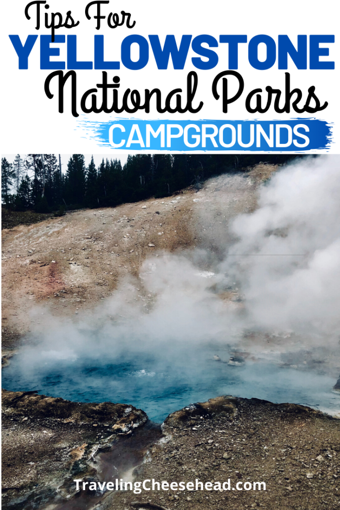 yellowstone national parks ampgrounds