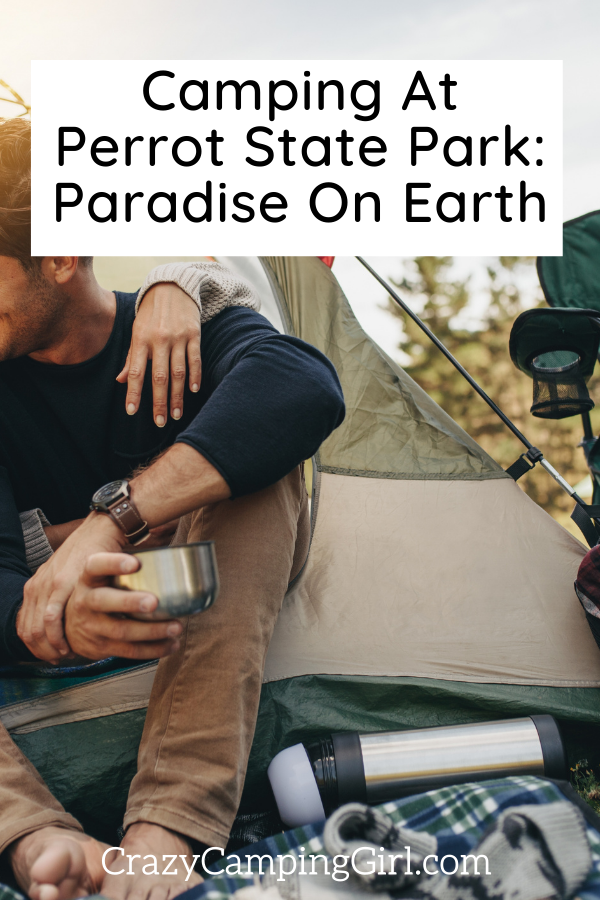 Camping At Perrot State Park: Paradise On Earth article featured image