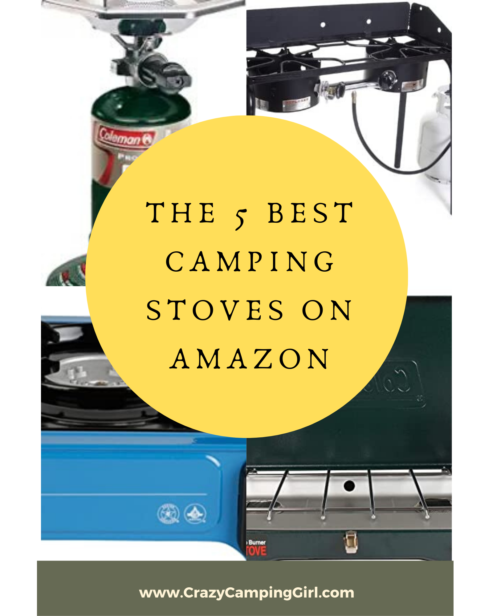 The 5 Best Single Camping Stoves on Amazon article image