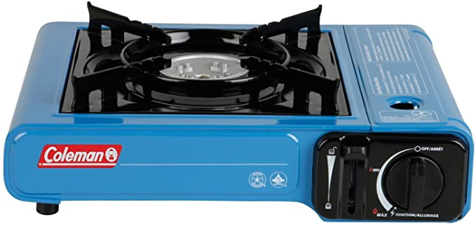 The 5 Best Single Camping Stoves on Amazon coleman single burner