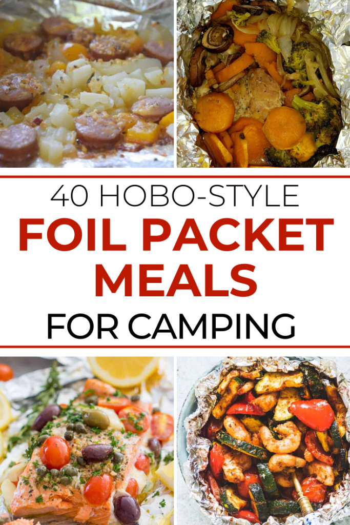 40 Great Hobo Packets for Camping