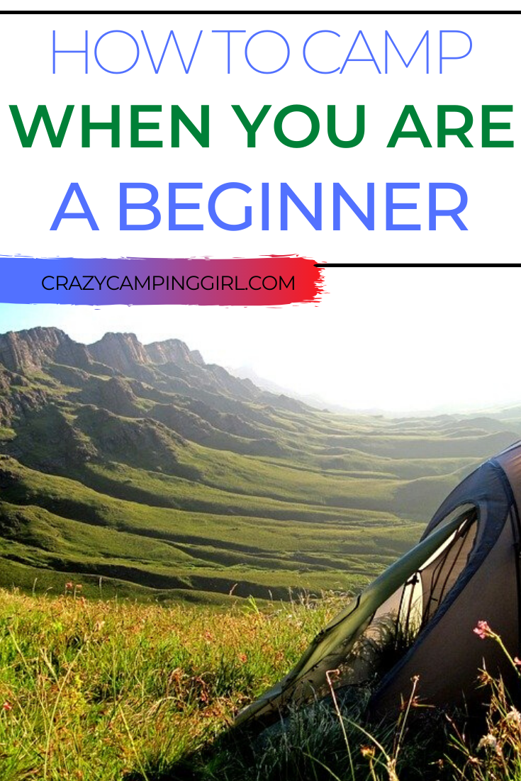 Camping Tips for Beginners and City Slickers