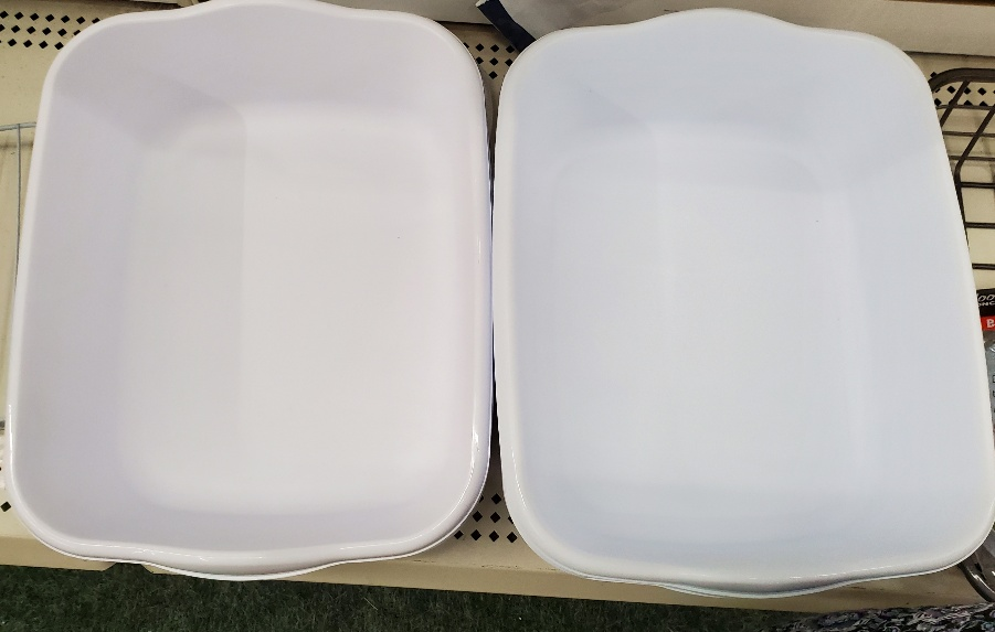 Dollar Tree Camping Supplies Complete A to Z List dish basins