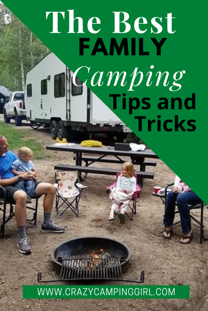 The Best Family Camping Tips and Tricks article cover image
