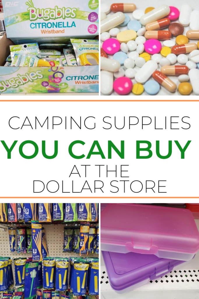 dollar tree camping supplies article cover image