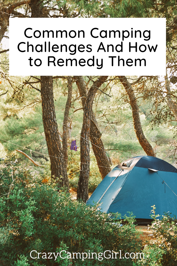 Common Camping Challenges And How to Remedy Them article featured image
