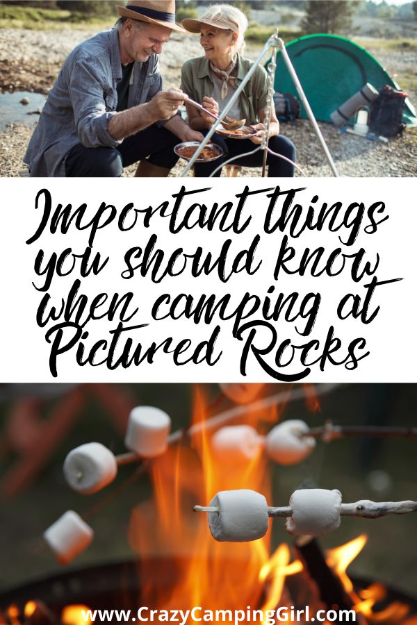 The Ultimate Guide to Camping at Pictured Rocks National Lakeshore