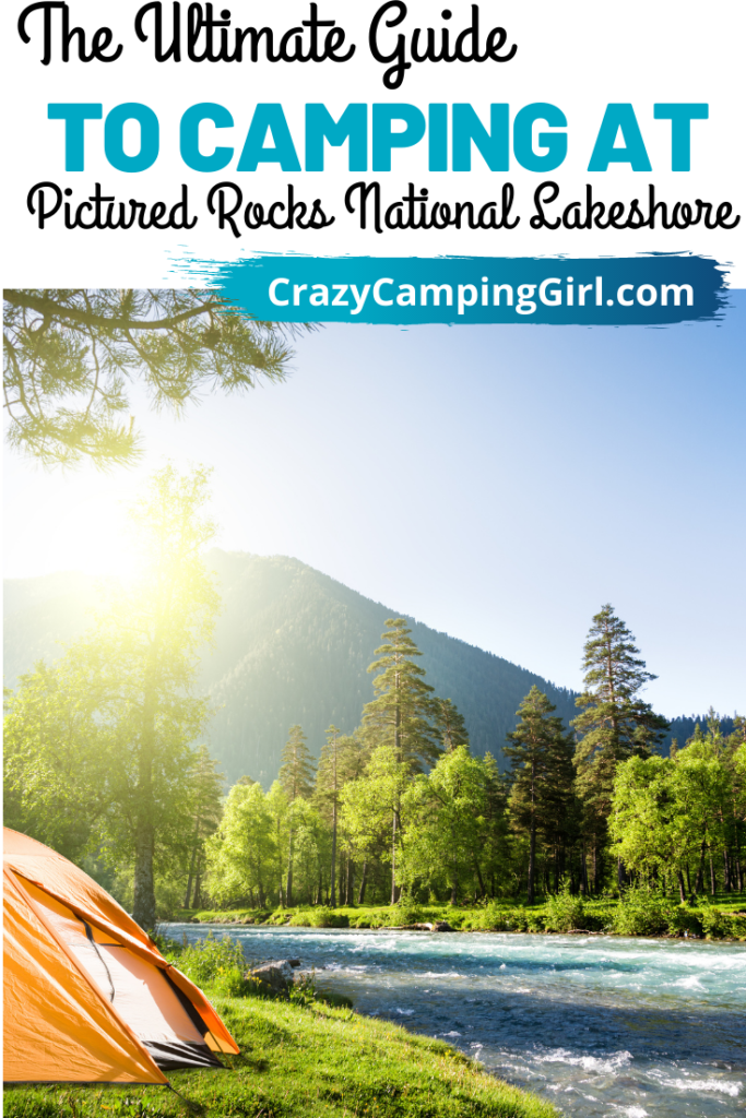 The Ultimate Guide to Camping at Pictured Rocks National Lakeshore article cover image