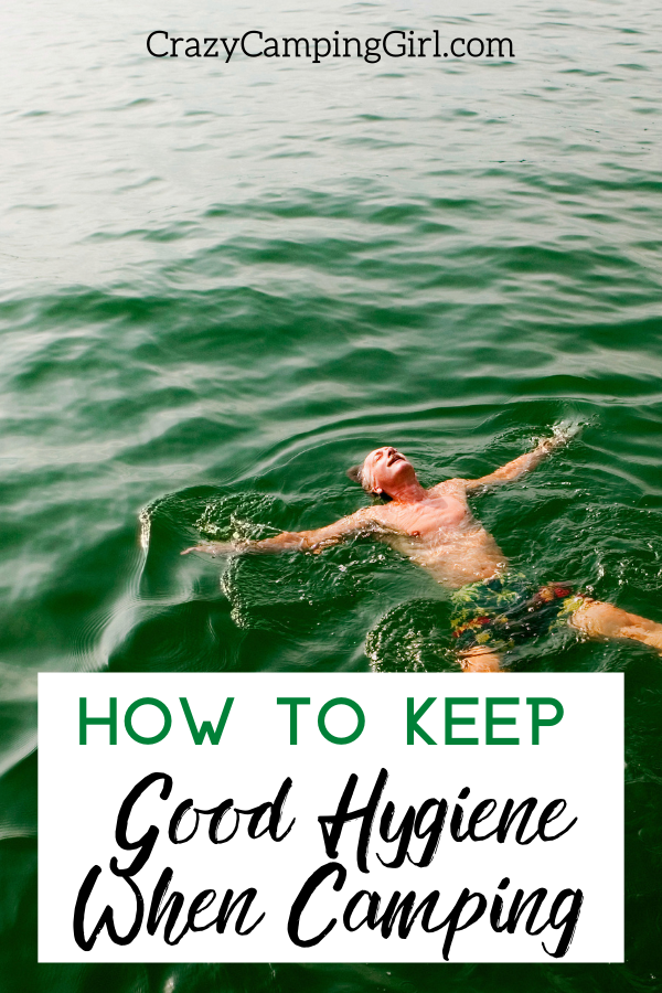 How to Keep Good Hygiene When Camping article cover image