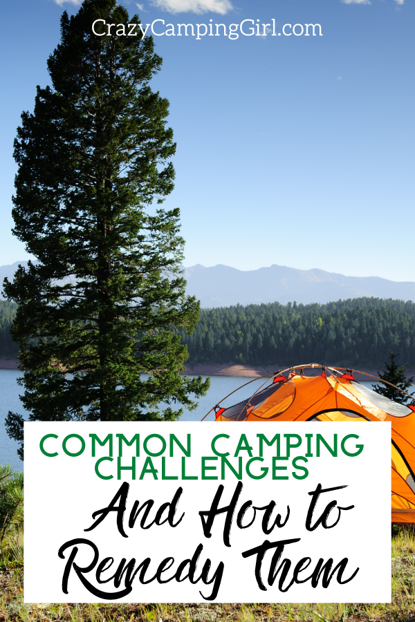 Common Camping Challenges And How to Remedy Them article cover image