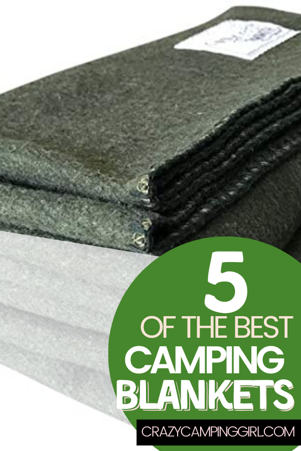 5 Best Blankets for Camping