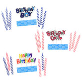 Dollar Tree Camping Supplies Complete A to Z List birthday candles