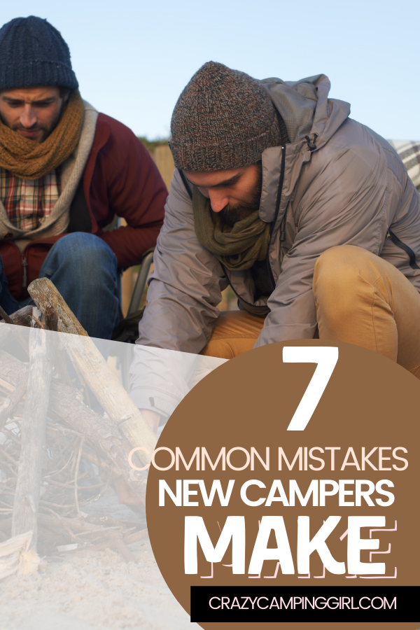 Common Mistakes New Campers Make