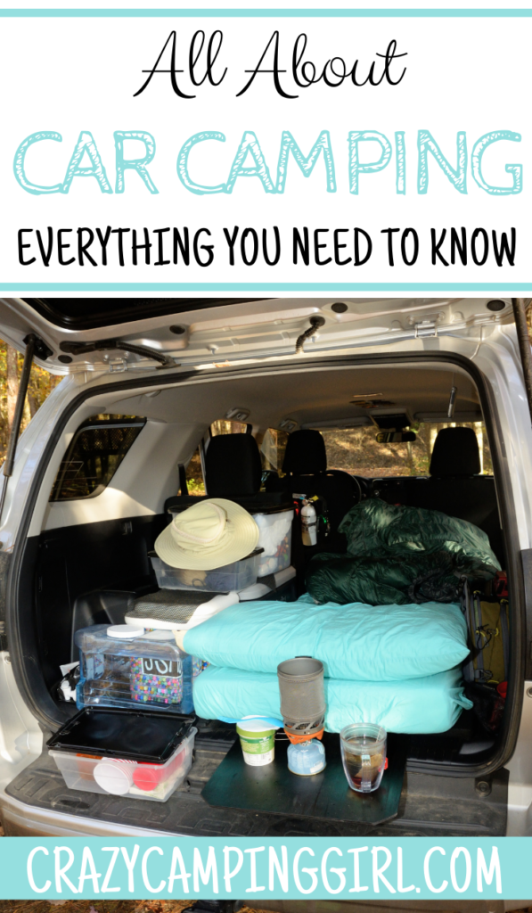 Car Camping Definition