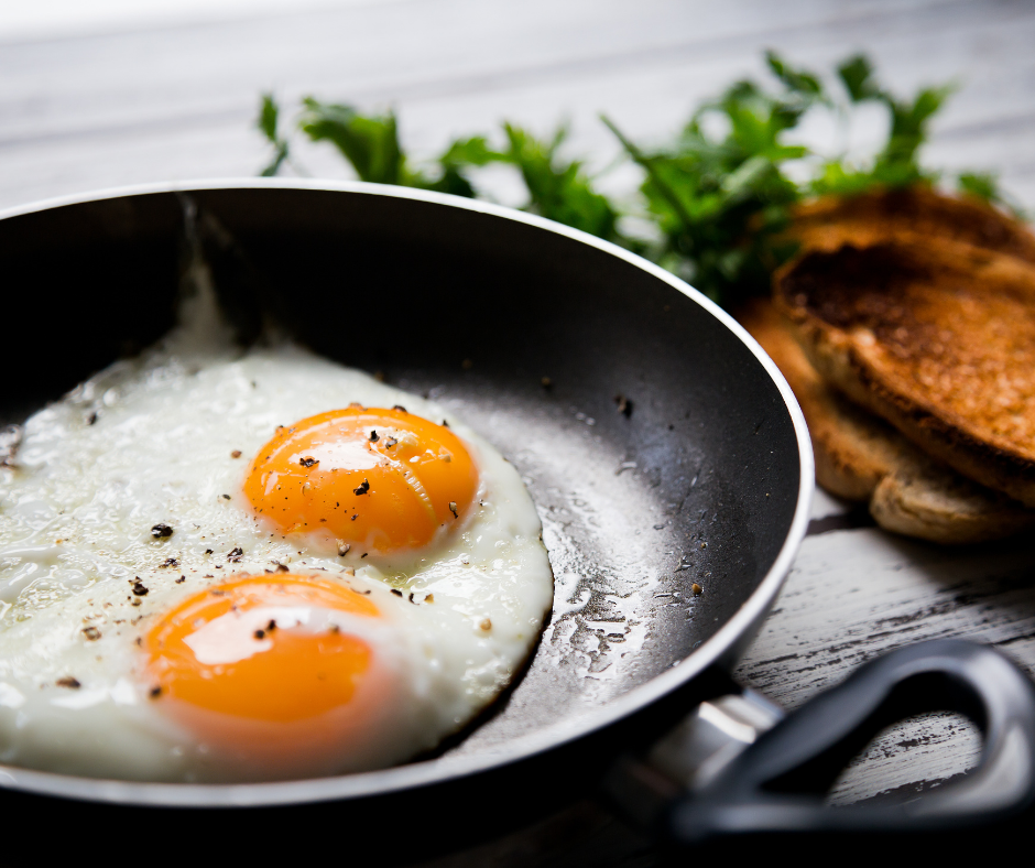Learn How To Cook Eggs Over Campfire