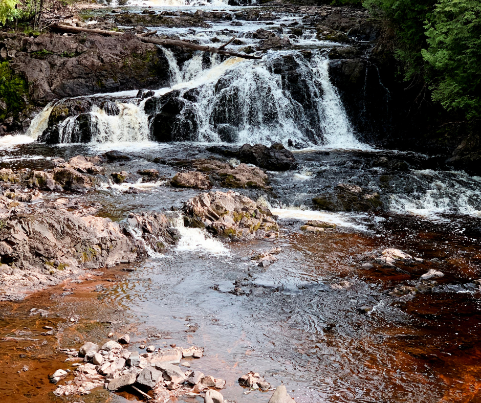 Hunting and trapping in Copper Falls State Park