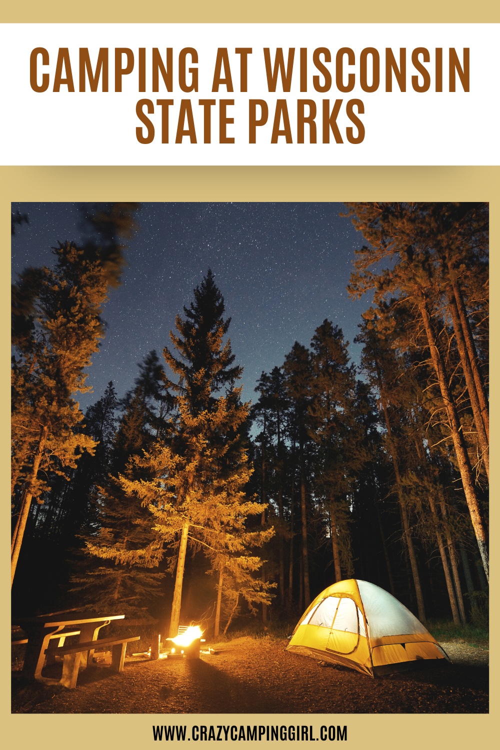 Camping at Wisconsin State Parks: Discover the Unexpected Joys of Camping